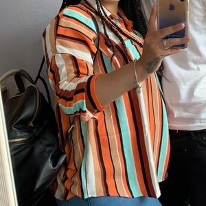 Forever 21 oversized shirt